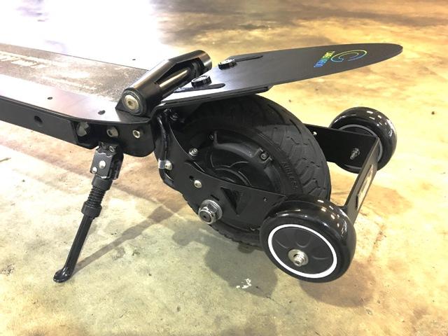 Speedway 4 Mini Rear Mobility Wheels