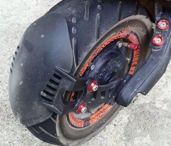 Ultra Rear Tyre Hugger