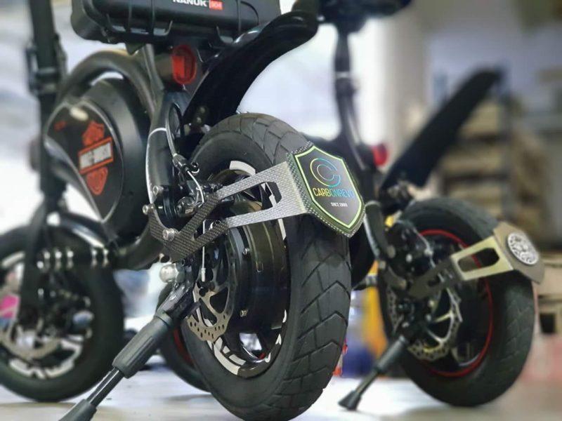 DYU Tyre Hugger