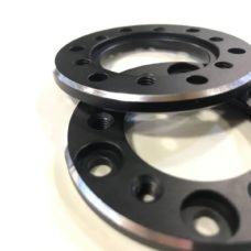 Dualtron Ultra Brake Bracket & Rotor Adaptor - 7075 Aluminium