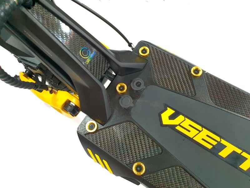 VSett 10+ Deck & Front Neck Trims