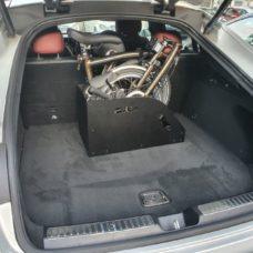 Brompton Holding Box for SUV MPV